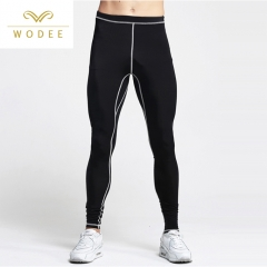 Mens sports clothing compression pants