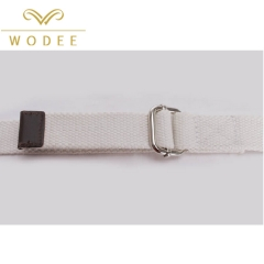 Wholesale Fitness Yoga Stretch Strap Exercise with metal buckle