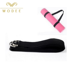 China manufacturer cotton yoga mat strap wholesale