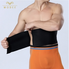 High quality 3 colors body waist belt shaper for men