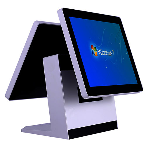 C562+P  Touch POS dual screen