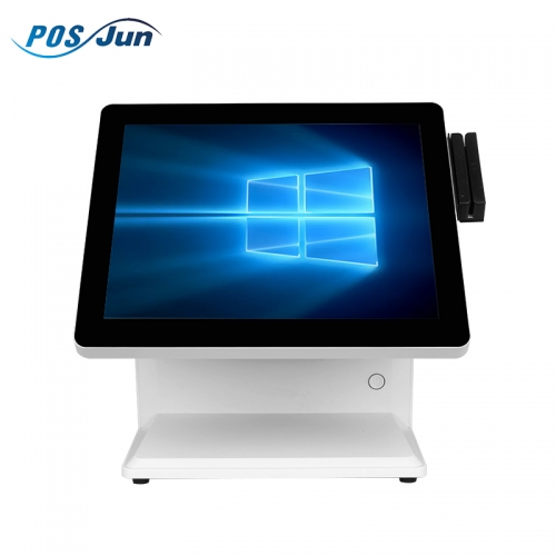 562 Factory Price Quad-core 15inch Touch Screen Computer Billing Pos Machine For Cashier System