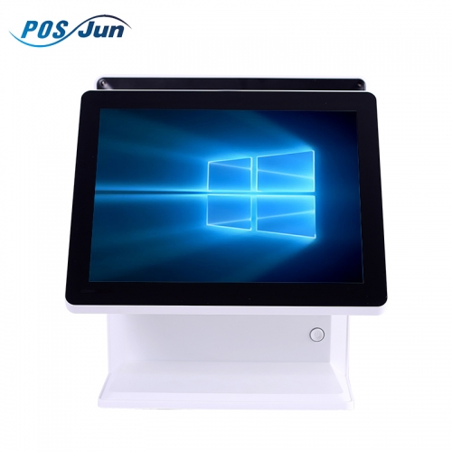 562P China Pos Computer Billing Machine 15 Inch Pos Terminal Pos System