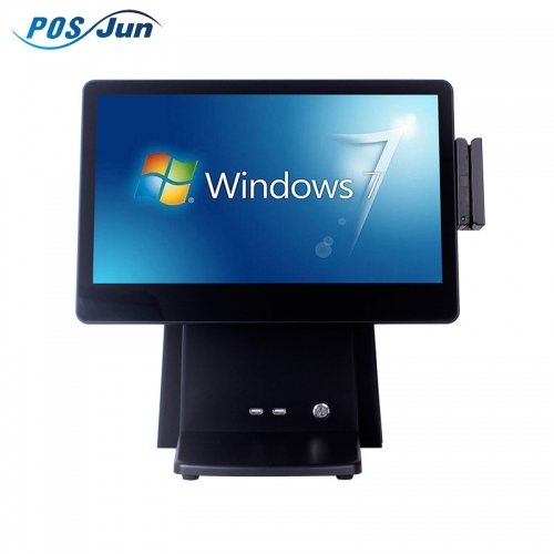 HOT Sale! Junrong Touch Screen Pos Cashier Machine, cash register, pos system