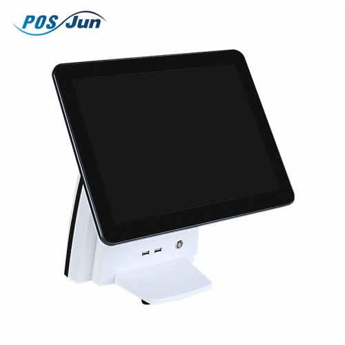 Android POS 15 / 15.6 POS machine i5 or J1900