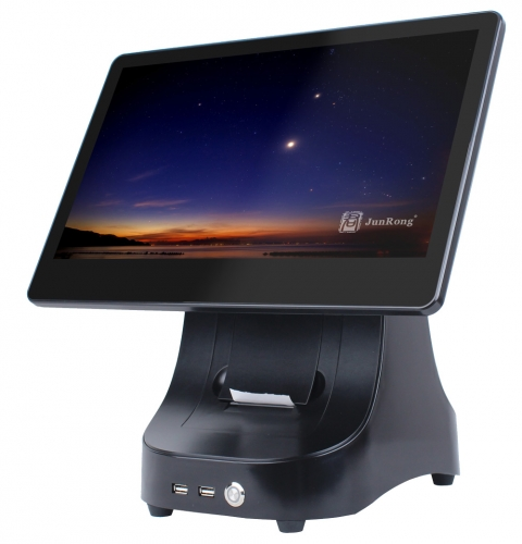 Android POS 15.6 inch with 58 printers