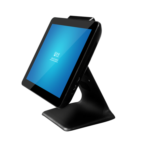 POS 15 inch with aluminium stand