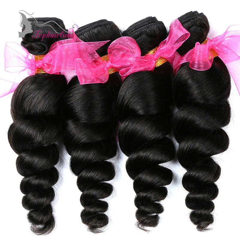 Wholesale Brazilian Loose Wave Virgin Hair