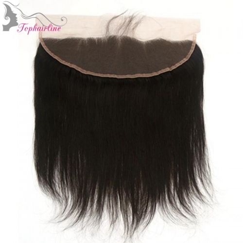 Wholesale 13*4 Straight Virgin Brazilian Hair ear to ear Frontal