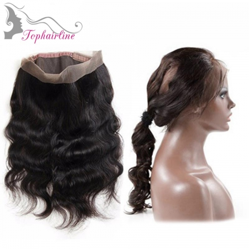 Wholesale 360 Body Wave Virgin Hair Lace Frontal