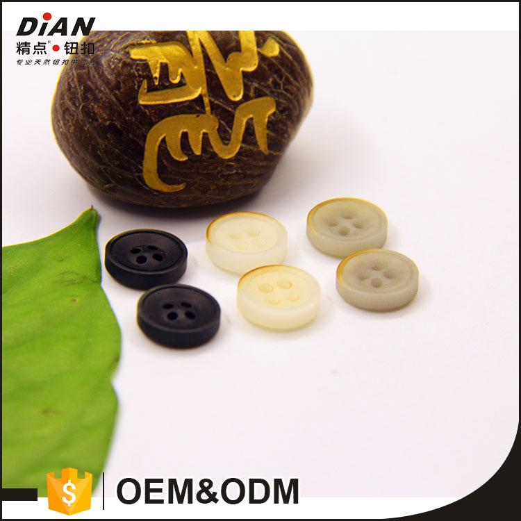 DIAN Custom Round Shape Corozo Button For Shirt,Corozo Buttons