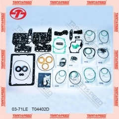 03-72/TCR10/A43DE/A46DE/A46DF overhaul kit T04402D for automatic transmission gearbox parts year 1990-on