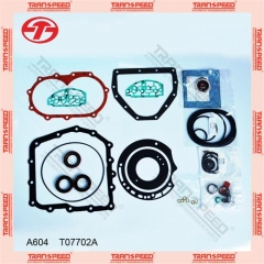 A604 OVERHAUL KIT T07702A YEAR 1989-ON
