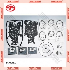 T20802A AA80E OVERHAUL KIT YEAR 2008-2014 LS460 TL-80SN 8 Speed RWD