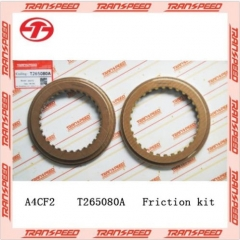 A4CF1 A4CF2 Transmission Rebuild Set FRICTION KITTranspeed T265080A