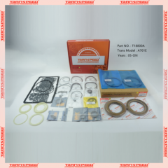 A760E A761E transmission rebuild master kit for TOYO TA CROWN Transpeed T18800A