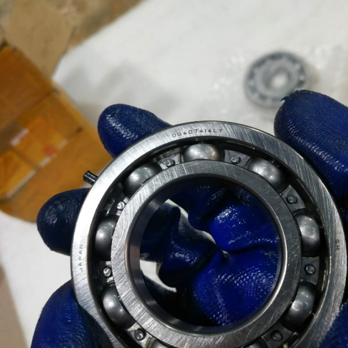 Ochoos Self-Lubricating Bearings Inlaid Solid Graphite OD24mm ID18mm HIT40mm Oilless