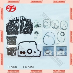 TF70-SC Transmission Overhaul Rebuild kit Gaskets For FORD PEUGOET T19702C
