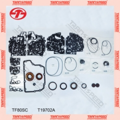 TF-80SC AF40 Transmission OVERHAUL Repair Kit For Ford Mazda Cadill ac T19702A