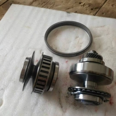 JF015E PULLEY SET WITH BELT REBUILD 30 TEETH