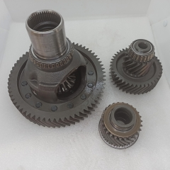 K114-0010-U1 K114 AUTOMATIC TRANSMISSION DIFFERENTIAL SET 4WD TRANSFER GEAR 17 TEETH AND 40 TEETH FOR /TOYOTA