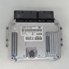 Original /HYUNDAI engine control unit ECU 39113-2A835 BOSCH 0281017580