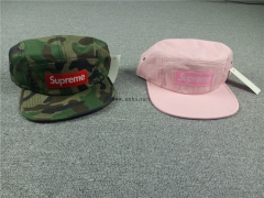 [No.824] Free shipping Logo camp cap camo pink
