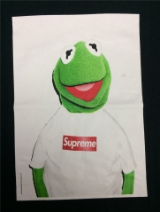 [No.879] Free Shipping 08SS Kermit Tee black white