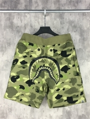 Free Shipping Bape x Undefeated shorts camo