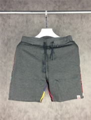 Sale Free shipping Bape x Futura shorts grey black