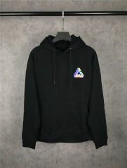 [No.714] Palace 17SS P-3D Hoodie black white