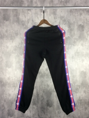 [No.854] Vetements x Cp jogging pants black white