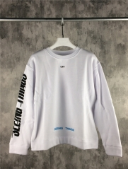 [No.581] Off-white Marilyn Monroe crewneck sweatshirt
