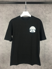 [No.761] Free shipping PALACE 16FW TRI CURTAIN TEE black