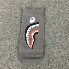 Free shipping Shark socks