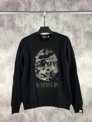 [No.716] Bape x MMJ Perfect Embroidery Logo Crewneck Sweatshirt