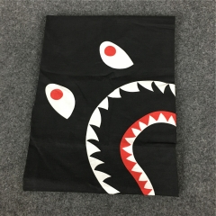 [No.597] Free shipping Shark scarf black camo