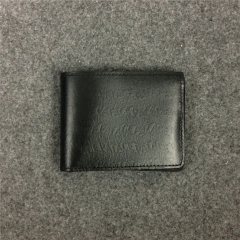 Free shipping Palace Leather Wallet