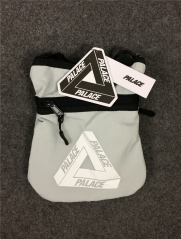 [No.814] Free shipping Palace 17ss Flat Sack Bag blue black grey