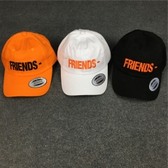 HG [No.775] Free shipping Vlone Friend embroidery logo cap