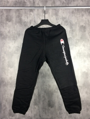 [No.680] Free shipping Sup x Cp Pants black