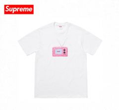 [No.501] Free Shipping 18ss TV tee