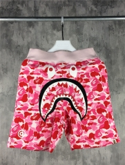 [No.658] Shark Pink Camo Shorts