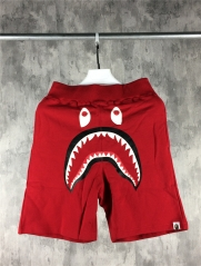 [No.493] Bape Shark Red Shorts