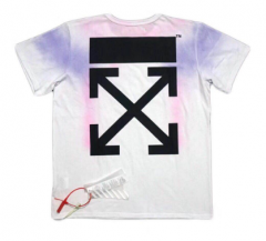 [No.485] Free Shipping OFF WHITE OW 18SS Tokyo Limited Tee