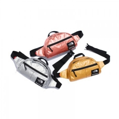 [No.473] Free shipping 18SS TNF Metallic Pack WAIST BAG