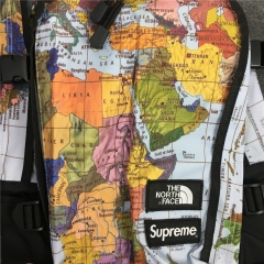 [No.782] Sup x TNF Map Backpack multi-color