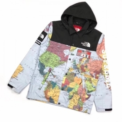 [No.428] Sup x TNF 14ss maps Jacket