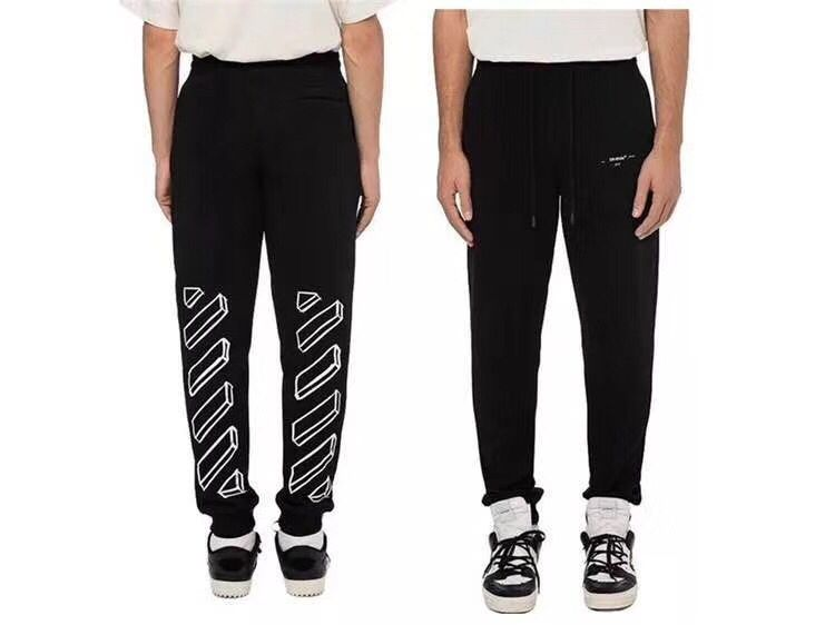[No.425] OFF-WHITE 3D SWEATPANTS