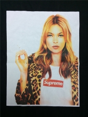 [No.843] FREE SHIPPING 12SS KATE MOSS Tee black white